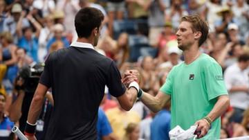 2015-09-05 US Open: Djokovic w 1/8 finału wciąż bez straty seta