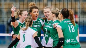 2015-12-06 Skowrońska-Dolata poprowadziła koleżanki do zwycięstwa w Bielsku-Białej