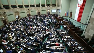 """""""Bezczelność, nieodpowiedzialność, farsa"""" - opozycja o procedowaniu nad projektem ustawy o TK"""