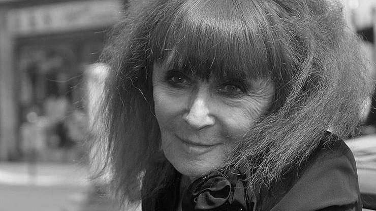 Nie żyje projektantka mody Sonia Rykiel