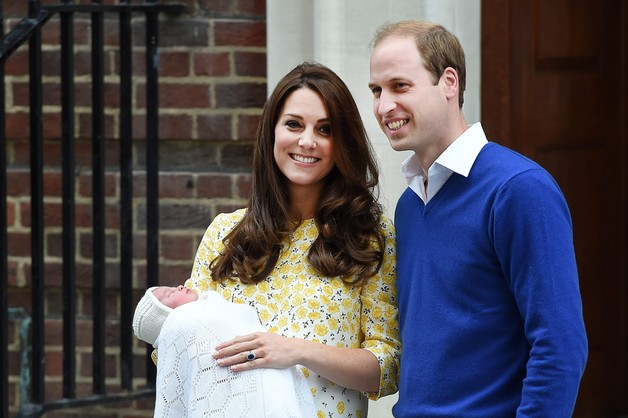 Znamy imiona Royal Baby. To Charlotte Elizabeth Diana