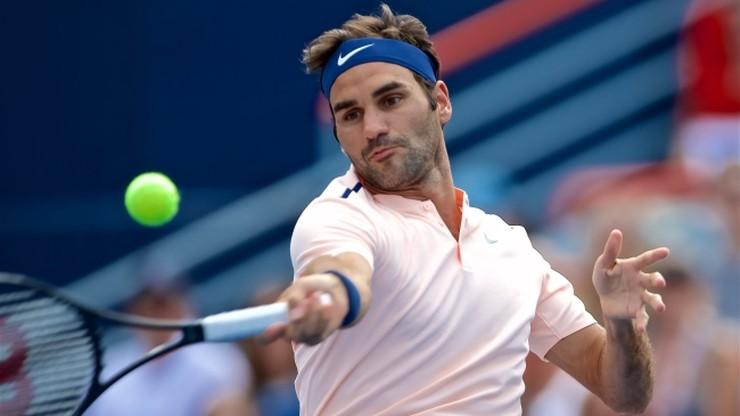 ATP w Montrealu: Federer awansował do finału