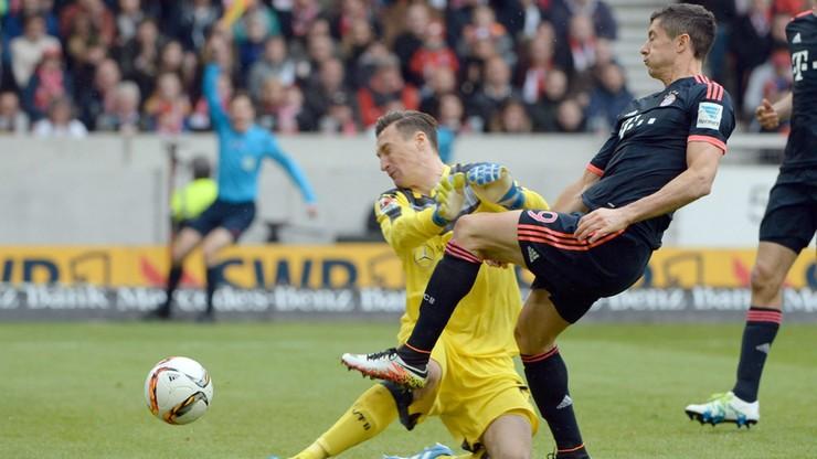 Liga Mistrzów: Lewandowski na ławce przeciwko Benfice!