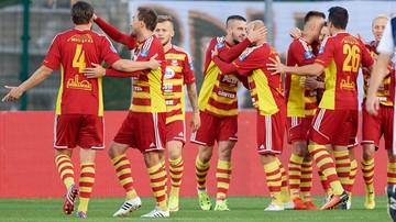 2016-10-29 1 liga: Błąd bramkarza przesądził o porażce Drutex-Bytovii