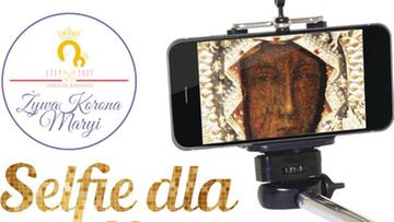 """""""Selfie dla Maryi"""". Kard. Dziwisz dołączył do inicjatywy"""