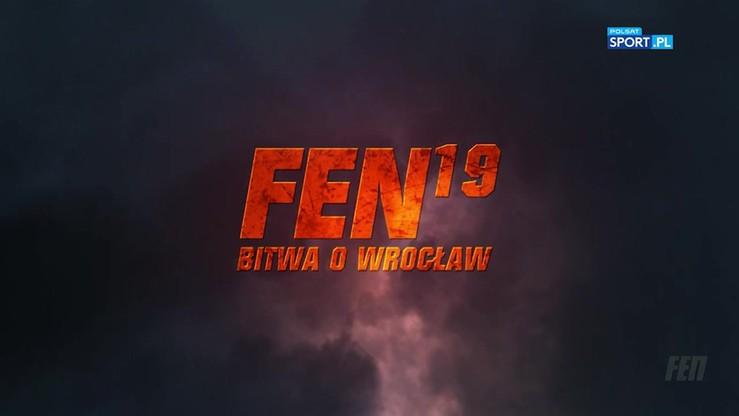 Zapowiedź gali FEN 19: Bitwa o Wrocław