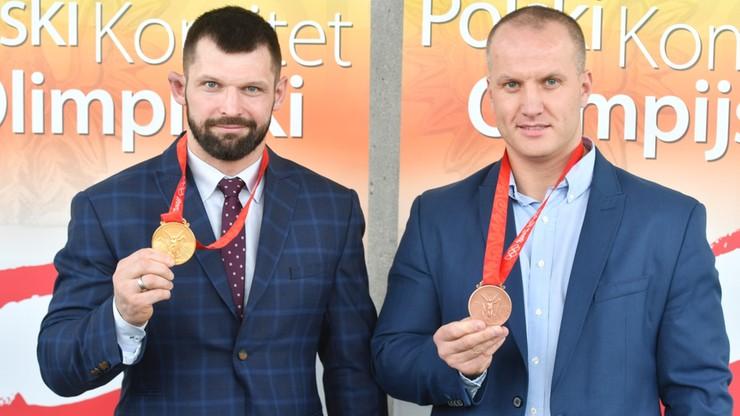 Kołecki i Dołęga odebrali medale olimpijskie