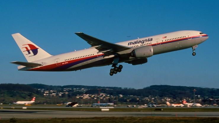Odnaleziono część, mogącą pochodzić z poszukiwanego od 2 lat malezyjskiego samolotu