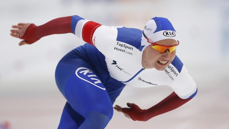 Rekord świata w łyżwiarstwie szybkim pobity