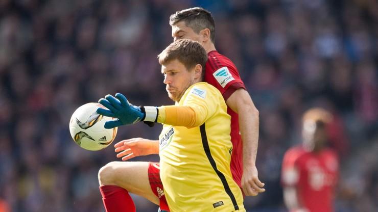 Bundesliga: Bezbarwny Lewandowski; Borussia nie odpuszcza mistrzostwa