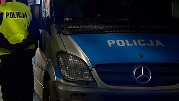 Śmiertelny wypadek w Grodzisku Mazowieckim. Ciężarówka potrąciła mężczyznę i ciągnęła go za sobą