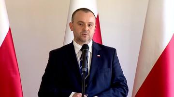 """11-11-2017 10:52 """"Multipartyjny"""" wybór sędziów do KRS. Mucha: w Radzie konieczna obecność sędziów popieranych przez opozycję"""