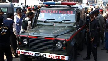 02-12-2015 08:23 Pakistan: czterech mężczyzn powieszonych za atak na szkołę