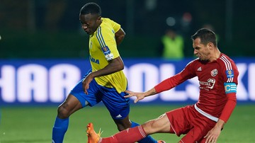 2017-01-11 Arka wyjechała na zgrupowanie. Yussuff odszedł z klubu