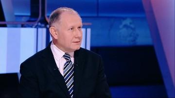 Prof. Grzegorczyk o Królikowskim: to człowiek Gowina. Zaatakowany teraz, bo jego polityczny promotor został osłabiony