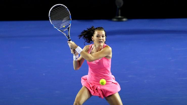 WTA w Dausze: Radwańska w półfinale!