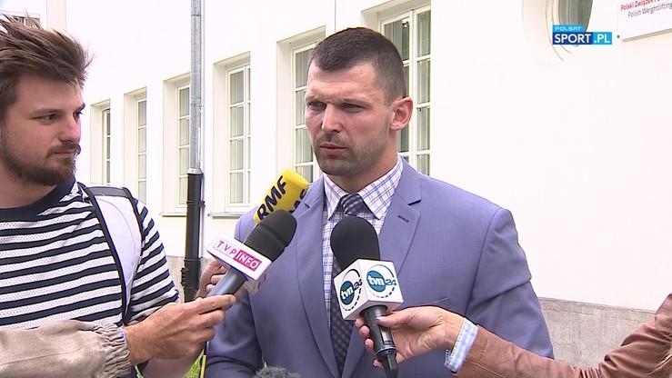 Kołecki: Jestem przekonany, że wyniki kontroli będą broniły Polski Związek Podnoszenia Ciężarów