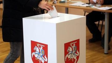 24-10-2016 05:33 Związek Rolników i Zielonych wygrał wybory parlamentarne na Litwie