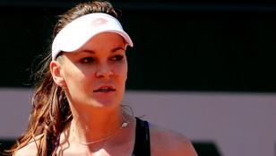 Rankingi WTA - Radwańska najniżej od dziewięciu lat, spadła na 18. miejsce