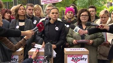 Do Sejmu trafił obywatelski projekt dot. liberalizacji prawa aborcyjnego