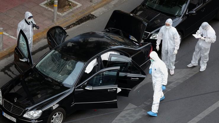 Były premier Grecji ranny w zamachu. W jego samochodzie eksplodował ładunek