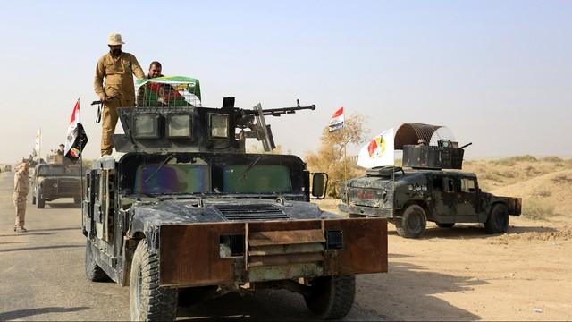 Irak: Rozpoczęła się ofensywa wojsk lądowych w celu odbicia Tal Afar