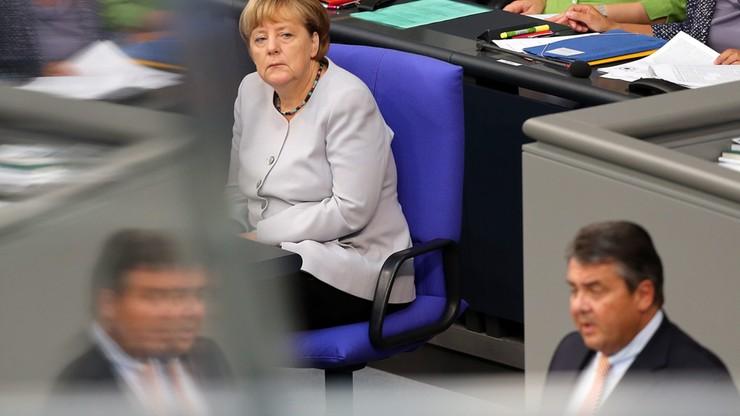 Wicekanclerz Niemiec: rząd powinien troszczyć się nie tylko o uchodźców