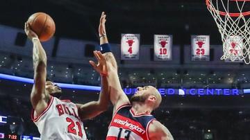 2016-11-13 NBA: Gortat wśród najlepszych