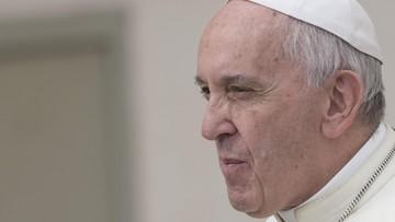 01-09-2016 08:17 Papież powołuje nowy urząd, w którym osobiście zajmie się działem ds. migracji
