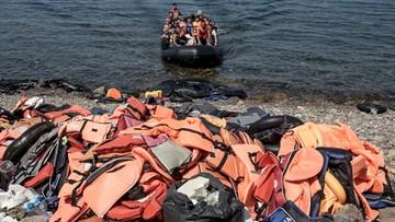 07-02-2017 06:04 10 tys. migrantów przypłynęło do Włoch od początku roku