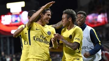 2017-08-13 Neymar zadebiutował w PSG. Gol i asysta Brazylijczyka!
