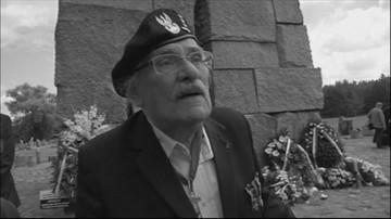 21-02-2016 16:21 Zmarł Samuel Willenberg. Był ostatnim żyjącym uciekinierem z Treblinki