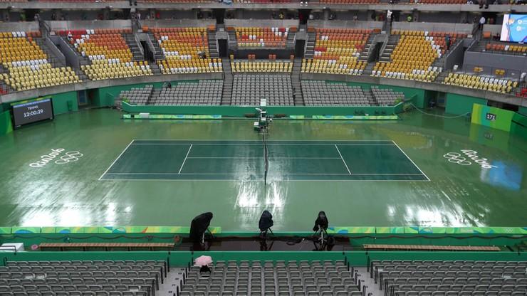 Rio 2016: Deszcz uniemożliwia rozpoczęcie gier