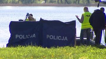 Znaleziono zwłoki w Jeziorze Ełckim.