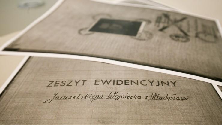 IPN udostępnił dokumenty z domu gen. Jaruzelskiego