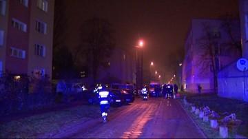 Rusznikarz z Łodzi o mało nie wysadził matki. Ucierpieli policjanci i strażacy. Wyznał, że wytwarzał materiały wybuchowe