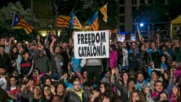 02-10-2017 12:45 Hiszpański rząd grozi zawieszeniem autonomii Katalonii