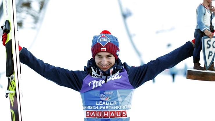 Stoch rozbił konkurentów w Garmisch-Partenkirchen!