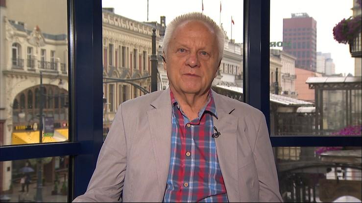 """""""To prowokowanie terrorystów"""". Niesiołowski o pomocy polskich żołnierzy w walce z IS"""