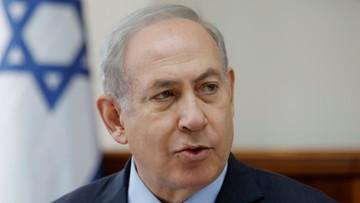 04-05-2017 22:38 Premier Izraela oczekuje pozytywnych zmian w negocjacjach pokojowych z Palestyńczykami