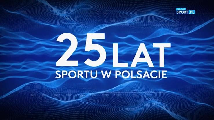 25 lat sportowych wrażeń z Polsatem!