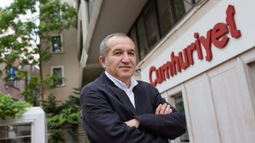 """13-11-2016 06:18 Prezes zarządu tureckiego dziennika """"Cumhuriyet"""" aresztowany"""