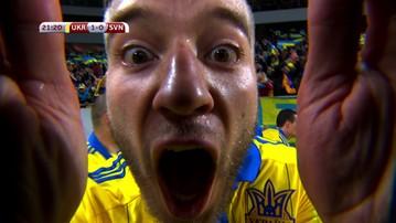 2015-11-14 Yarmolenko zakręcił defensywą Słowenii. Gol dla Ukrainy! (WIDEO)