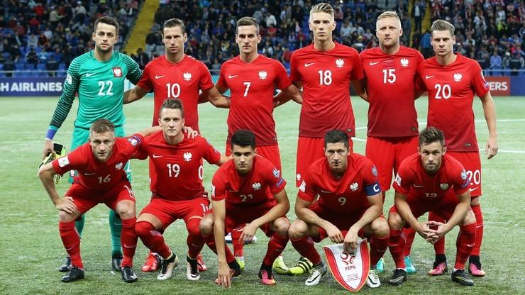 Polska na 11. miejscu w rankingu narodów UEFA