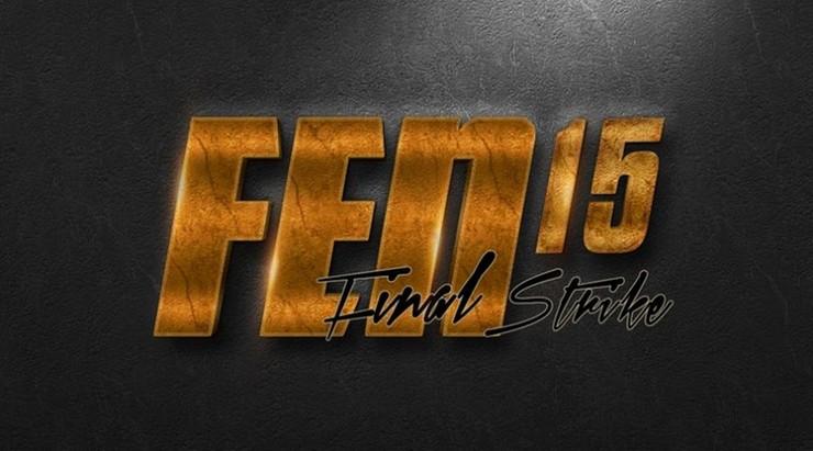 Sprzedaż biletów na FEN 15 Final Strike