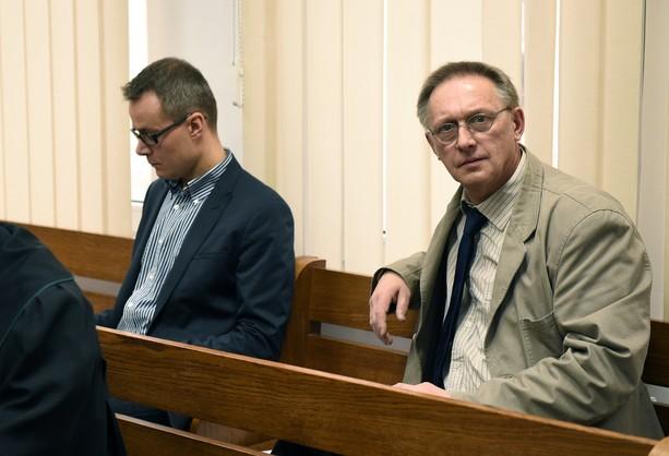 Proces dziennikarzy zatrzymanych w PKW - zeznawali świadkowie