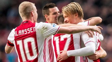 2016-12-18 Ajax Amsterdam - PSV Eindhoven. Transmisja w Polsacie Sport News