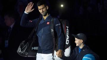 2016-11-19 ATP World Tour Finals: Djoković pokonał Nishikoriego i awansował do finału