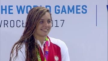 2017-07-21 The World Games: Mamy pierwszy medal! Tchórz ze srebrem!