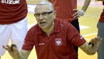 2017-09-11 Mołłow nie jest już trenerem reprezentacji Polski koszykarek